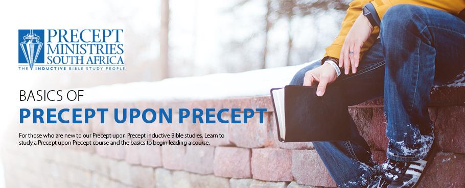 Precept Upon Precept Training