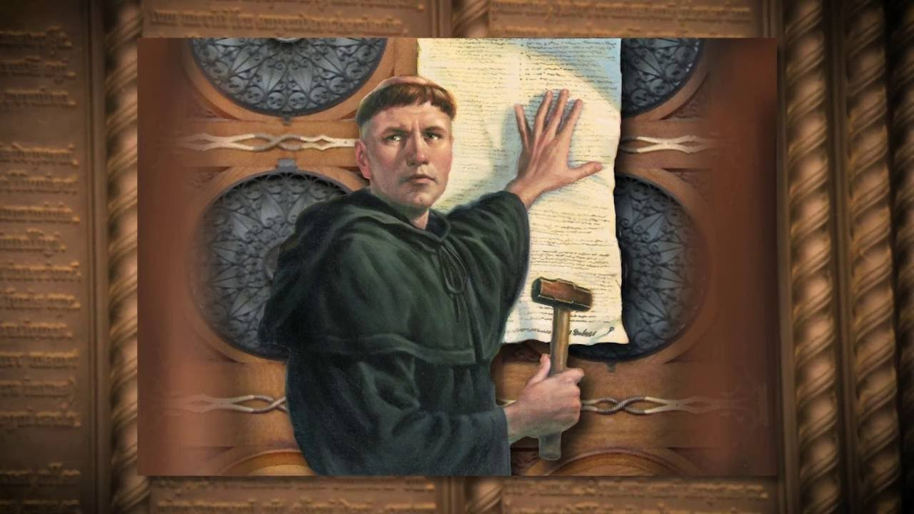 martin luther 13 thesis Against the sale of indulgences by martin luther  what limit to the pope's power is suggested by theses #5-8 and 13 what alternative did luther propose to the.
