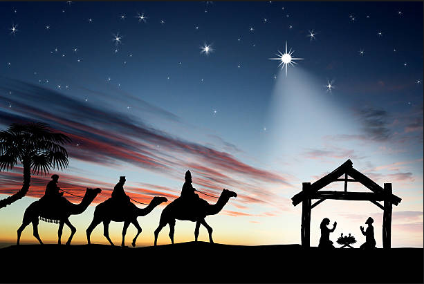 The Miracle Of Christmas.Mystery The Miracle Of The Incarnation At Christmas