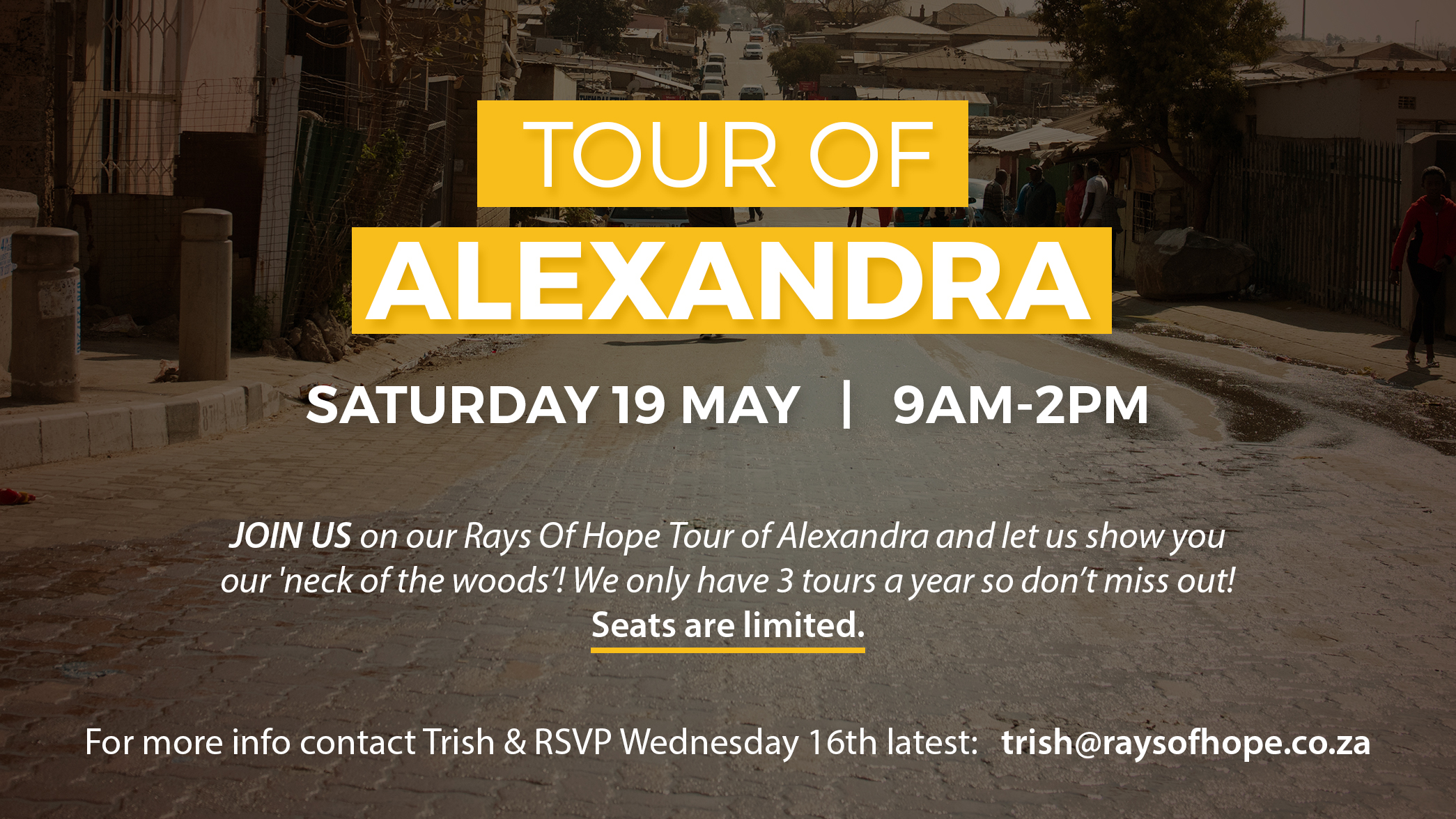 Tour of Alex